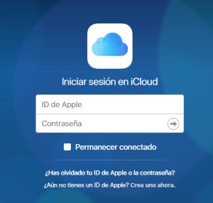 buscar mi iphone desde android