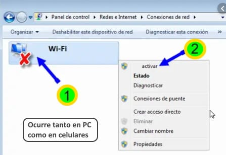 encontrar red wifi